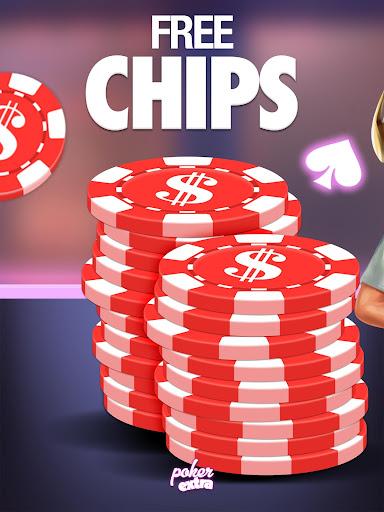 Poker Extra - Texas Holdem Casino Card Game 1.5.9 screenshots 2