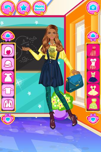 High School Dress Up For Girls 1.2.0 screenshots 4