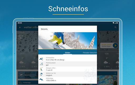 RegenRadar - Vorhersagen & live Wetterradar  screenshots 20