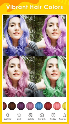 Makeup Camera-Selfie Beauty Filter Photo Editor  Screenshots 5