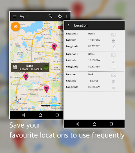 Offline Map Navigation - Live GPS, Locate, Explore 1.3.6.8 Screenshots 13