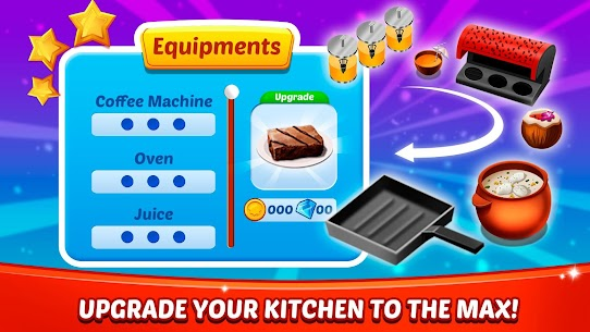 Cooking Games – Food Fever & Restaurant Craze 1.13 Mod Apk [Newest Version] 2