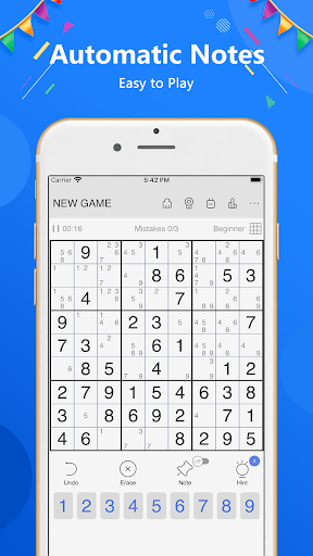 Sudoku - Classic free puzzle game 1.9.2 screenshots 10