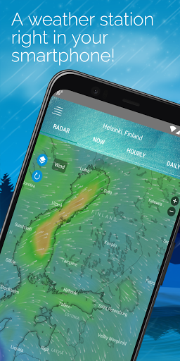 Weather Radar Pro—Weather Live Maps, Storm Tracker  screenshots 1