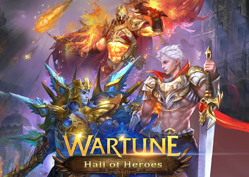Wartune: Hall of Heroes 7.3.1 screenshots 11
