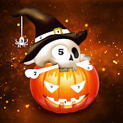 Arena Halloween Color by Number - Paint by Number