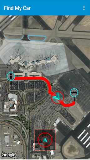 Find My Car - GPS Navigation 4.60 Screenshots 6