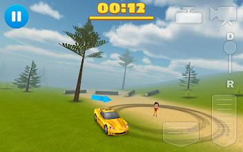 Taxi Game Offroad screenshot thumbnail