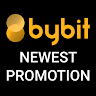 bybit : cryptocurrency trade promotion app apk icon