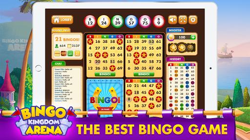Bingo Kingdom Arena: Best Free Bingo Games 0.200.244 screenshots 1