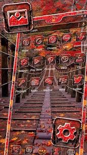 Autumn Bridge Theme 3