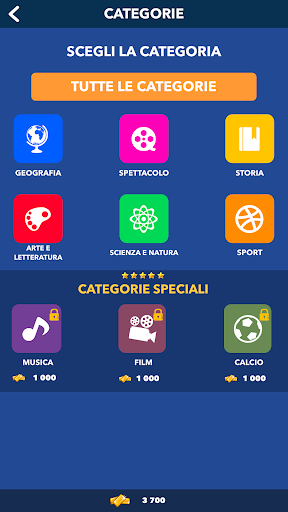 Super Quiz - Cultura Generale Italiano android2mod screenshots 7