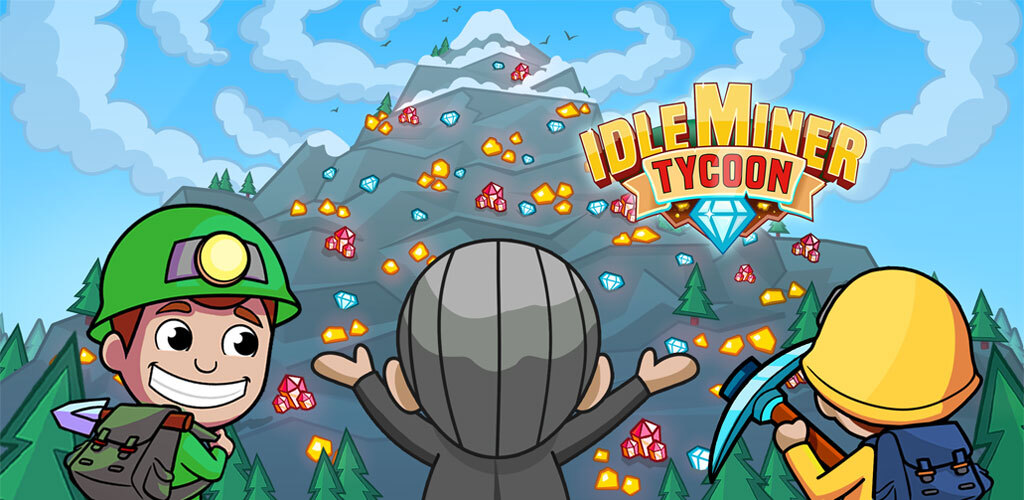 Idle Miner Tycoon: Gold & Cash poster 0