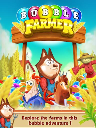 Bubble Shooter - Bubbles Farmer Game  screenshots 10