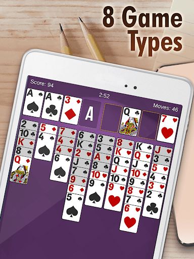 Solitaire Bliss Collection apkpoly screenshots 9