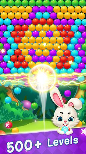 Rabbit Pop- Bubble Mania screenshots 2