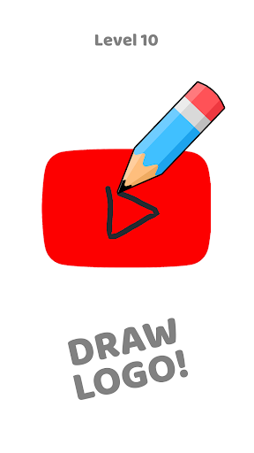 DOP: Draw Logo - drawing puzzle Latest screenshots 1