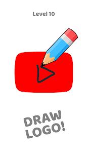 DOP: Draw Logo - drawing puzzle 1.5 Screenshots 1