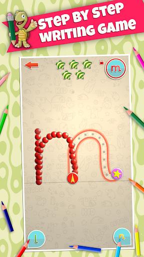 LetraKid: Writing ABC for Kids Tracing Letters&123 Apkfinish screenshots 9