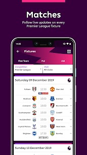 Premier League – Official App 5