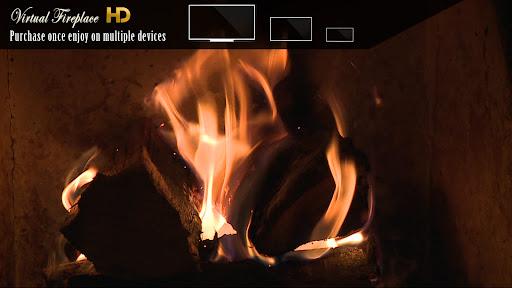 🔥 Virtual Fireplace HD screenshots 2