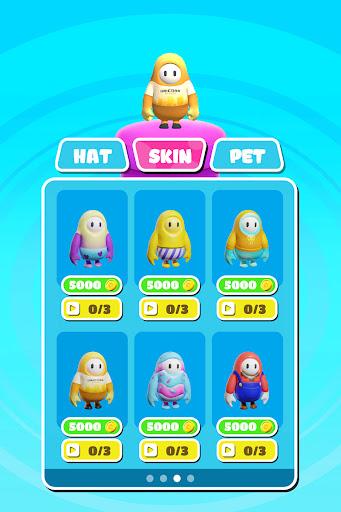 Fall Heroes.io - Fun Guys Smasher screenshots 13