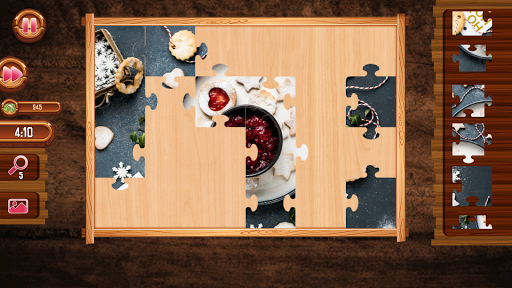 Puzzle Games: Magic Jigsaw Puzzles for Free Game screenshots 4