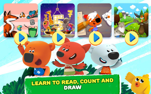Be-be-bears: Early Learning 2.201221 Screenshots 9