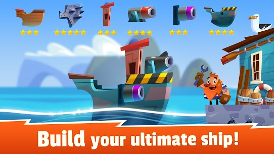Oceans of Steel Mod Apk (Free Chests/Free Coins) Download 2