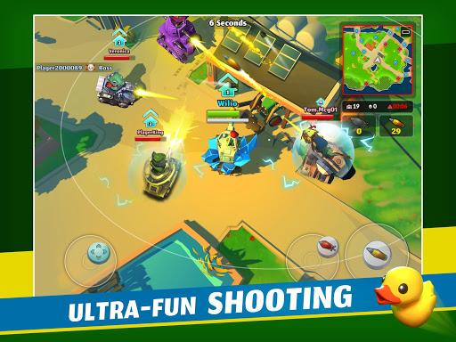 PvPets: Tank Battle Royale 1.4.1.10225 screenshots 10