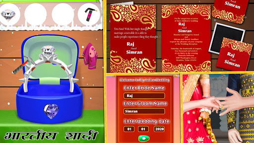 Indian Winter Wedding Arrange Marriage Girl Game  screenshots 3