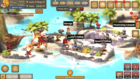 Tap Defenders Screenshot
