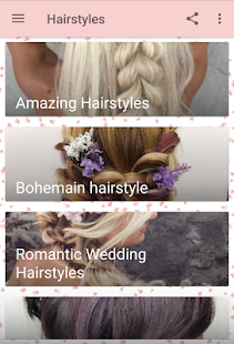 Women Hairstyles Ideas 3.0.0 screenshots 1