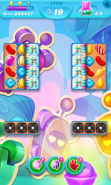 Candy Crush Soda Saga poster 4