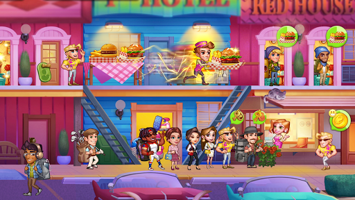 Hotel Craze: Grand Hotel Story 1.0.3 screenshots 19