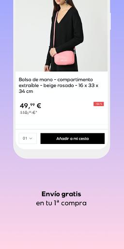 Privalia - Outlet de moda con ofertas de hasta 70% android2mod screenshots 2