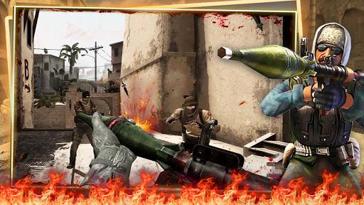 Modern Combat 2021 : Free Offline Cyberpunk FPS 1.0.4 screenshots 2