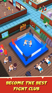 Fight Club Tycoon - Idle Fighting Game