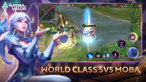 Arena of Valor: 5v5 Arena Game 1.36.1.13 screenshots 1