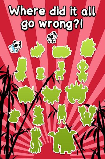 Panda Evolution - Cute Bear Making Clicker Game screenshots 4