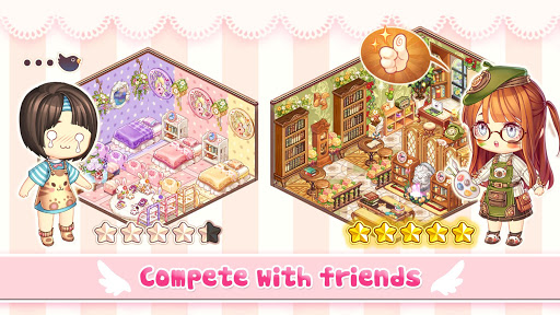 Kawaii Home Design - Decor & Fashion Game 0.7.8 screenshots 2