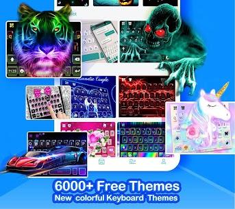 Kika Keyboard 2021 – Emoji Keyboard, Stickers, GIF 6.6.9.5912 Apk 2