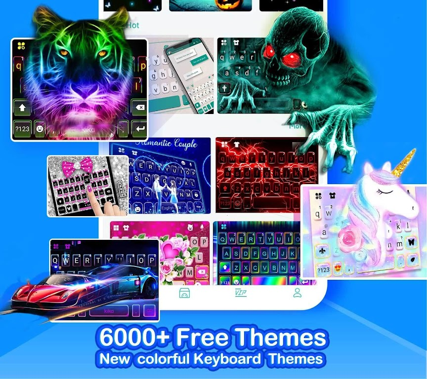 Kika Keyboard 2021 poster 1