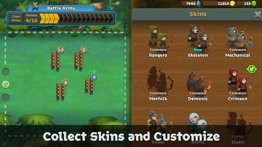 Battle Legion - Mass Battler  screenshots 12