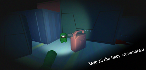 3D Impostor Among Us - horror game 1.1 screenshots 5