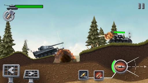 Front Line Hills: Tank Battles screenshots 2