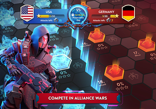Dystopia: Contest of Heroes  screenshots 10