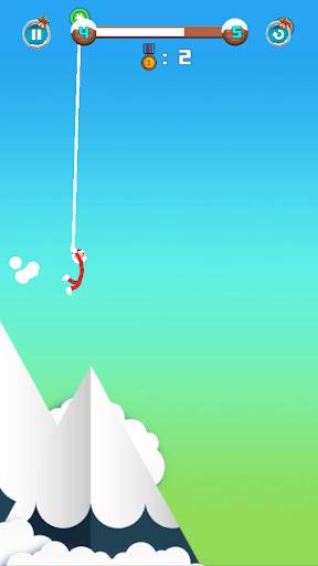 Super Hero Hook: Stickman Rope Swing 1.0.2 screenshots 2