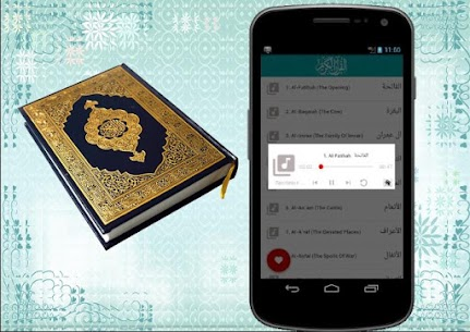 Al Menshawi Quran Tajweed Mp3 Offline 1.8.13 Mod Android Updated 2