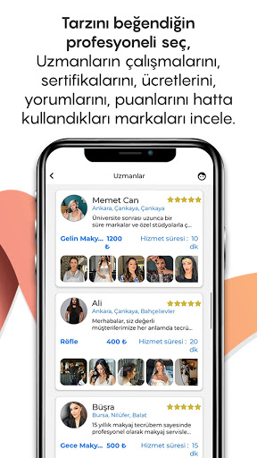 Melo App - Dijital Gu00fczellik Asistanu0131 android2mod screenshots 5